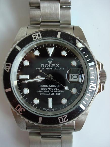 Rolex Perpetual kopior